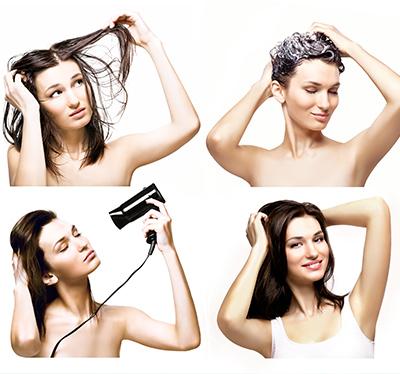 Hairvity mycie włosów mini