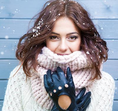 Jak pielęgnować włosy zimą Hairvity porady