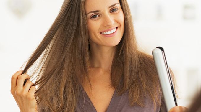 Prostownica dowłosów - Temperatura arodzaj włosów