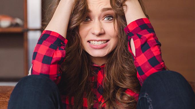 A jak stres wpływa nawłosy?