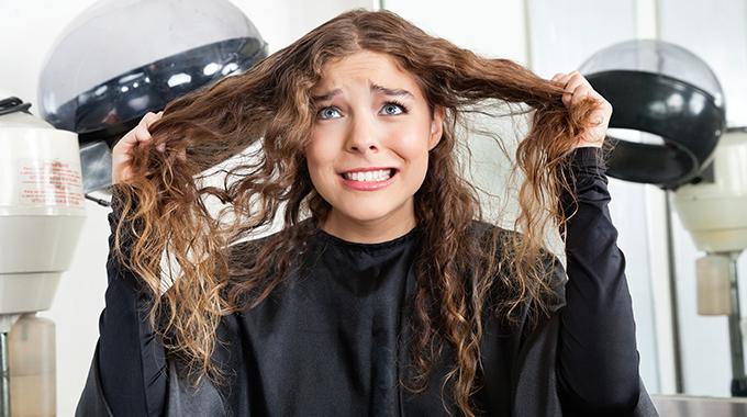 Jak działa ozon nawłosy