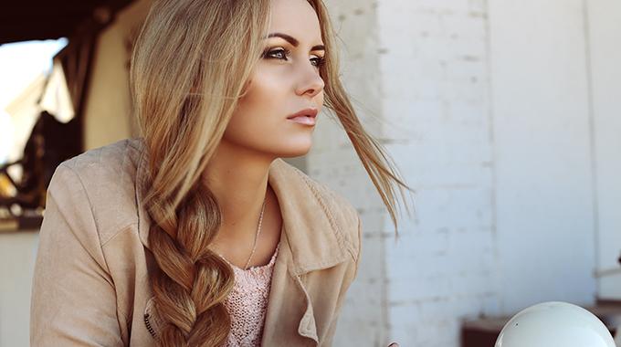 fryzury naco dzień