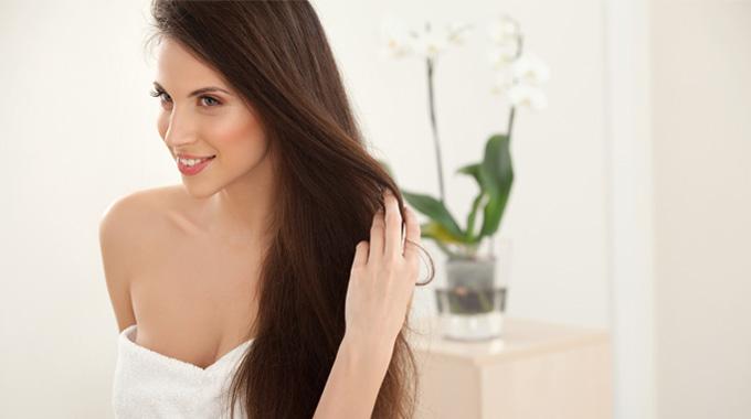 pielęgnacja włosów - długie włosy