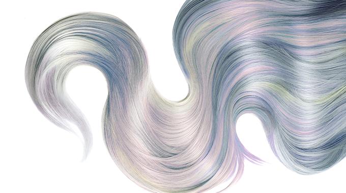 Włosy holograficzne