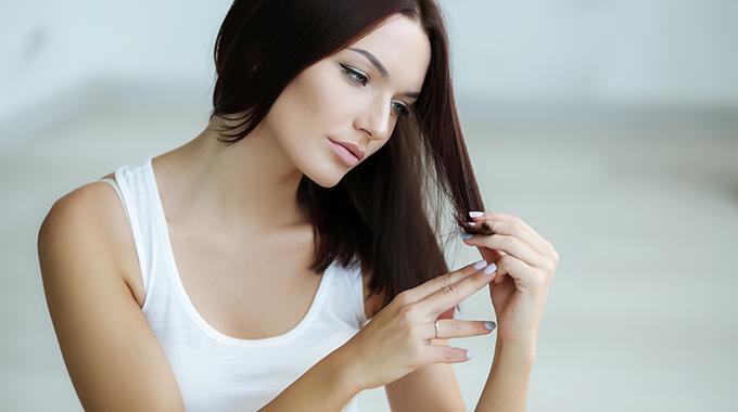 cienkie włosy - Fryzury odpowiednie dla cienkich włosów