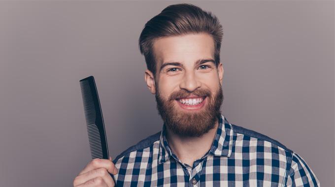 Modne męskie fryzury -stylizacja męskich włosów
