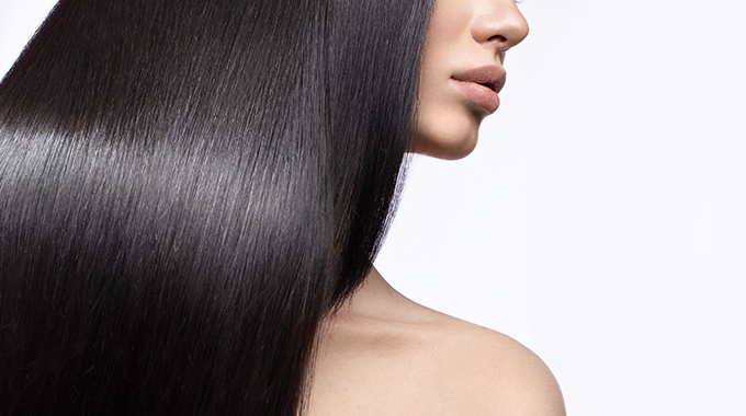 Laminowanie włosów żelatyną