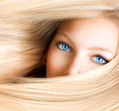 Pasemka blond
