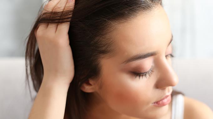 zagęszczanie włosów - Czym jest metoda siateczkowa?