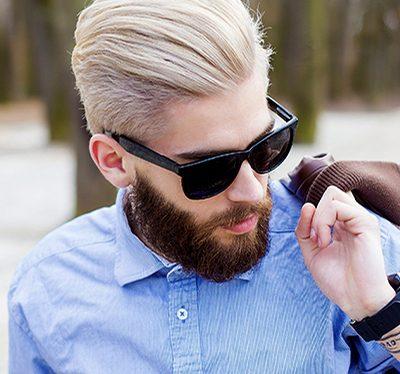 farbowanie włosów u mężczyzn