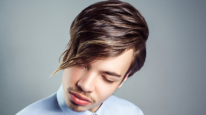 Fryzury Męskie Z Grzywką Poznaj Sposoby Stylizacji Włosy