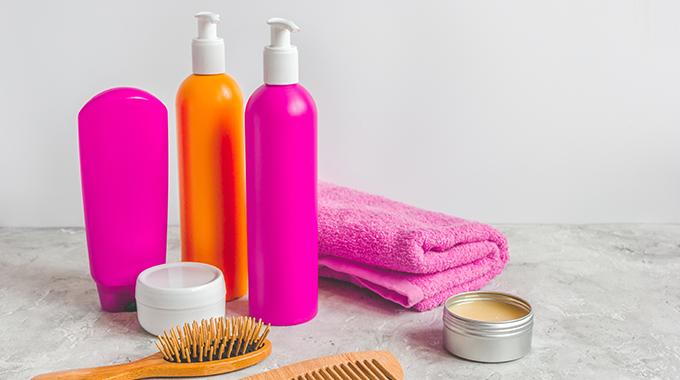 Kosmetyki domatowych włosów