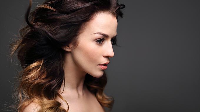 Objętość włosów
