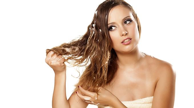 Pianka naobjętość włosów