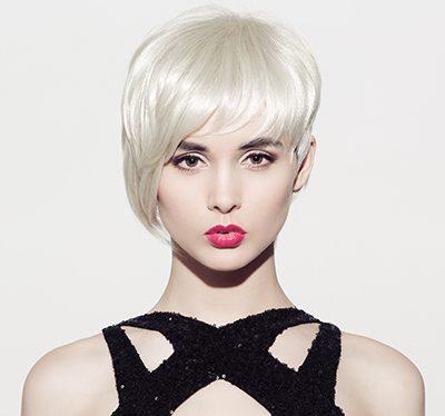Asymetryczne fryzury