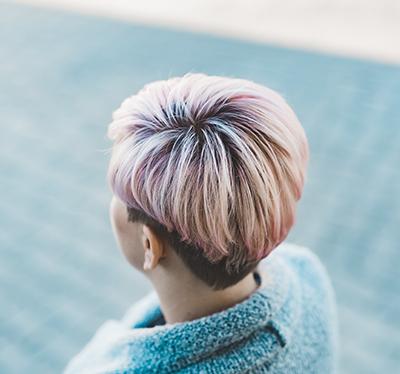 Odważne fryzury