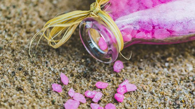 Sól morska dowłosów