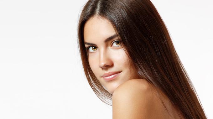 Jedwab dopielęgnacji włosów