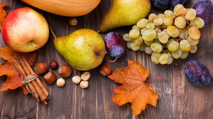 Jesienna dieta nawłosy