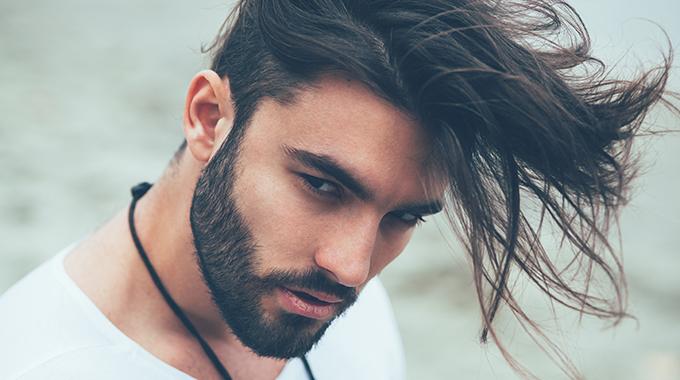 Modne Fryzury Męskie Włosy średnie Zaskocz Wszystkich