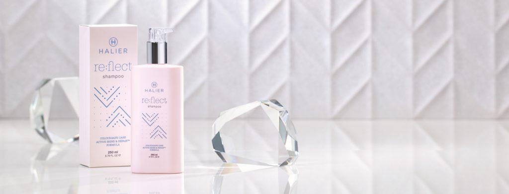 Kosmetyki dopielęgnacji włosów pokoloryzacji - Re:flect Halier