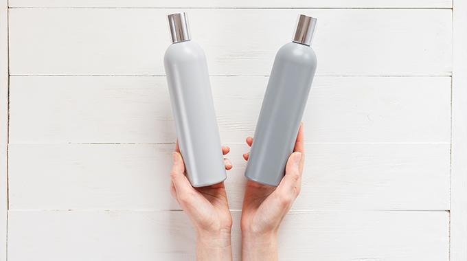 Wybór szamponów
