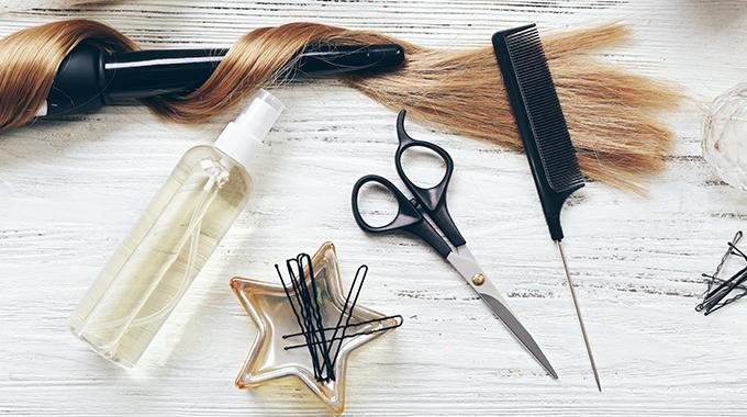 Akcesoria dostylizacji włosów