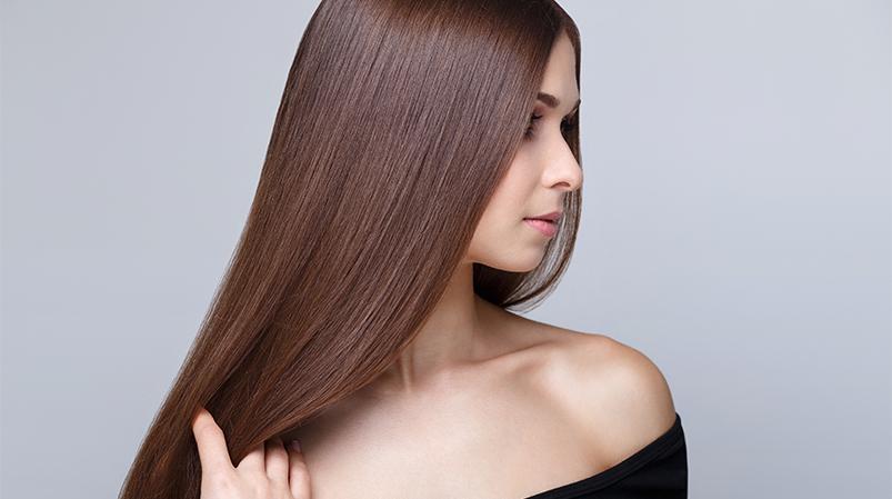 Pogrubienie włosów głożyną