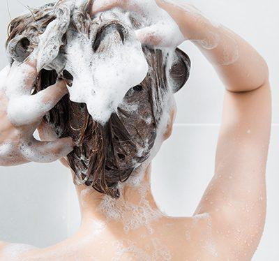 Domowy szampon do włosów