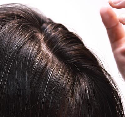 Starzenie się włosów