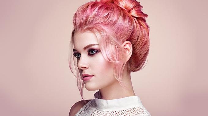 Rose Gold koloryzacja