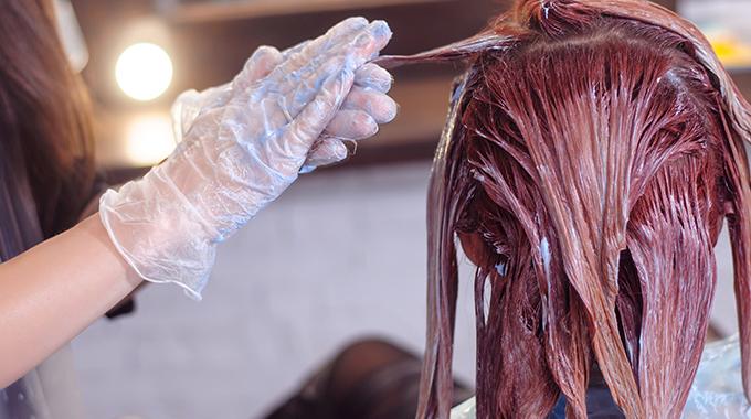 Koloryzacja Galaxy Hair