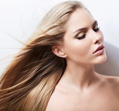 L-cysteina na włosy