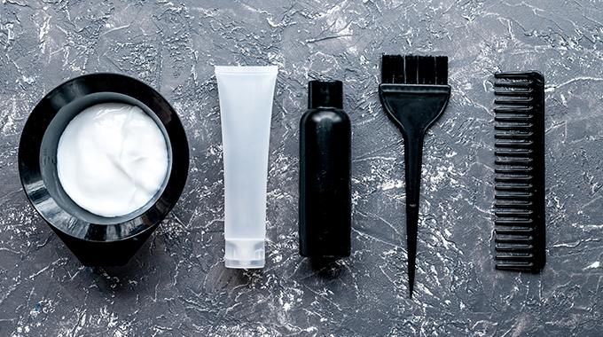 jak usunąć zielony odcień włosów