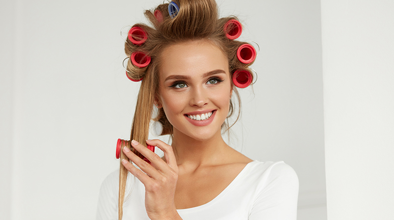 Zwiększenie objętości włosów